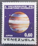 Poštovní známka Venezuela 1973 Planeta Jupiter Mi# 1927
