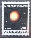 Poštovní známka Venezuela 1973 Planeta Pluto Mi# 1929