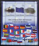 Poštovní známky Guinea-Bissau 2005 Evropská unie Mi# 3167-69 Kat 9.50