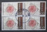 Poštovní známky Norsko 1994 Tromso, 200. výročí čtyřblok Mi# 1154
