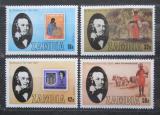Poštovní známky Zambie 1979 Rowland Hill Mi# 213-16