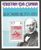 Poštovní známka Tristan da Cunha 1979 Rowland Hill Mi# Block 10