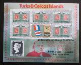 Poštovní známky Turks a Caicos 1979 Rowland Hill Mi# 441 C Bogen Kat 20€
