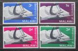 Poštovní známky Malawi 1965 Založení univerzity Mi# 33-36