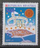 Poštovní známka Chorvatsko 1993 Pag, 550. výročí Mi# 237