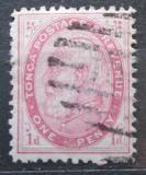 Poštovní známka Tonga 1886 Král Jiří I. Mi# 1 A a Kat 8.50€