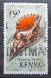 Poštovní známka Keňa 1971 Charonia tritonis Mi# 46