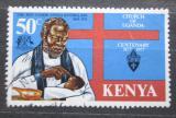 Poštovní známka Keňa 1977 Farář Apolo Kivebululaya Mi# 78