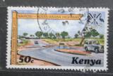 Poštovní známka Keňa 1977 Silnice do Etiopie Mi# 92