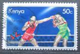 Poštovní známka Keňa 1978 Box Mi# 115