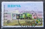 Poštovní známka Keňa 1979 Nákladní auto na váze Mi# 157