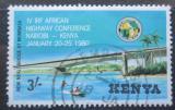Poštovní známka Keňa 1979 Nový most Nyali Mi# 158