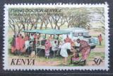 Poštovní známka Keňa 1980 Lékařská prohlídka Mi# 160
