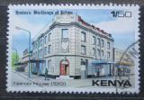Poštovní známka Keňa 1980 Starý dům v Nairobi Mi# 175