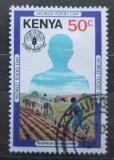 Poštovní známka Keňa 1981 Mezinárodní den potravin Mi# 201
