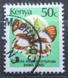 Poštovní známka Keňa 1988 Colotis euippe Mi# 417