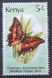 Poštovní známka Keňa 1988 Charaxes druceanus Mi# 426