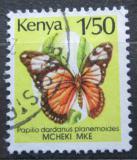 Poštovní známka Keňa 1990 Papilio dardanus Mi# 509