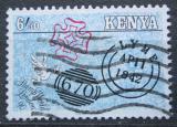 Poštovní známka Keňa 1990 Výstava STAMP WORLD LONDON Mi# 507