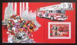 Poštovní známka Guinea 2006 Hasiči z New Yorku Mi# Block 977