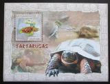 Poštovní známka Mosambik 2007 Želvy Mi# Block 220 Kat 10€