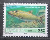 Poštovní známka Namíbie 1992 Parma velkotlamá Mi# 720