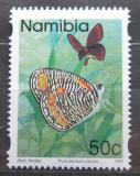 Poštovní známka Namíbie 1997 Physcaeneura panda Mi# 756 C