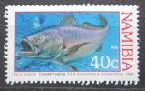 Poštovní známka Namíbie 19974 Argyrosomus hololepidotus Mi# 765