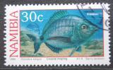 Poštovní známka Namíbie 1994 Mořan příčnopruhý Mi# 764