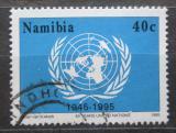 Poštovní známka Namíbie 1995 OSN, 50. výročí Mi# 803