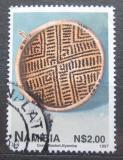 Poštovní známka Namíbie 1997 Proutěný koš Mi# 853