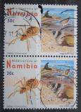 Poštovní známky Namíbie 2007 Ceroma inermis pár Mi# 1215
