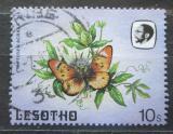 Poštovní známka Lesotho 1984 Acraea stenobea Mi# 449