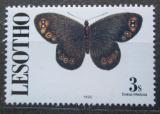 Poštovní známka Lesotho 1992 Okáč rosičkový Mi# 896 II C