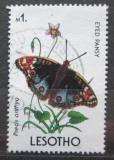 Poštovní známka Lesotho 1990 Precis orithya Mi# 829