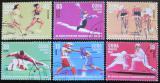 Poštovní známky Kuba 2007 Pan-americké hry Mi# 4950-55