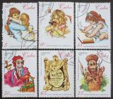 Poštovní známky Kuba 2000 Dětský časopis Mi# 4285-90 Kat 7.50€