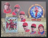 Poštovní známka Kuba 2003 MS v baseballu Mi# Block 186
