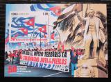 Poštovní známka Kuba 2009 Kubánská revoluce, 50. výročí Mi# Block 252