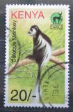 Poštovní známka Keňa 1996 Colobus Mi# 689
