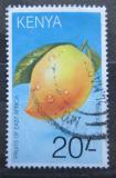 Poštovní známka Keňa 1997 Mango Mi# 711