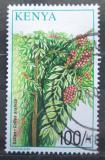 Poštovní známka Keňa 2001 Arabská káva Mi# 759 Kat 5€