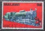 Poštovní známka Malawi 1968 Parní lokomotiva Mi# 851