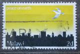 Poštovní známka Malawi 1969 Vánoce Mi# 118