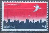 Poštovní známka Malawi 1969 Vánoce Mi# 120