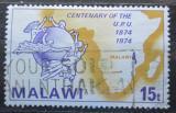 Poštovní známka Malawi 1974 UPU, 100. výročí Mi# 218