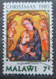 Poštovní známka Malawi 1985 Vánoce, umění, Jaime Serra Mi# 457