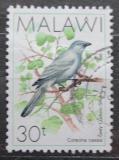 Poštovní známka Malawi 1988 Housenčík šedý Mi# 509