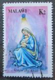 Poštovní známka Malawi 1991 Vánoce Mi# 580 Kat 8€