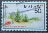 Poštovní známka Malawi 1990 Cedry Mi# 555 Kat 2.80€